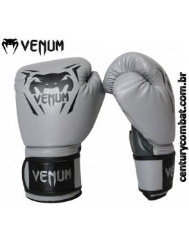 Luva Venum New Contender Cinza
