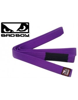 Faixa Jiu Jitsu Bad Boy Pro Series Roxa