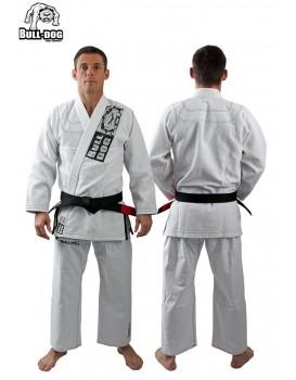 Kimono Jiu Jitsu Bull Dog Branco