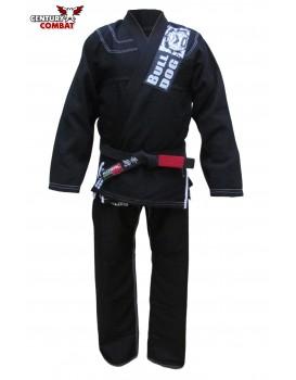 Kimono Jiu Jitsu Bull Dog Preto