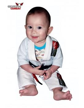 Kimono Koral Baby Branco