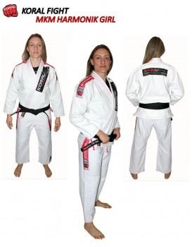 Kimono Koral MKM Harmonik Branco