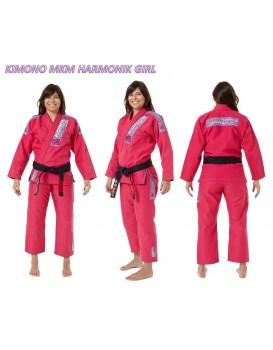Kimono Koral Mkm Harmonik Pink & Purple