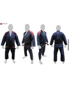 Kimono Koral Novo Mkm Competition Estonado