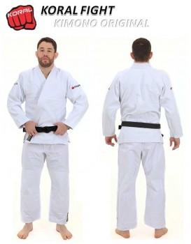 Kimono Koral Original Branco