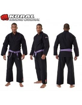 Kimono Koral Original Preto
