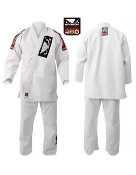 Kimono Bad Boy Pro Series Branca