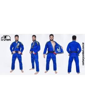 Kimono KVRA BJJ Style Azul