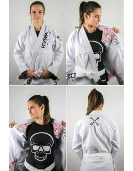 Kimono Kvra Feminino Soul Branco