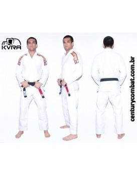Kimono KVRA Sensei Branco