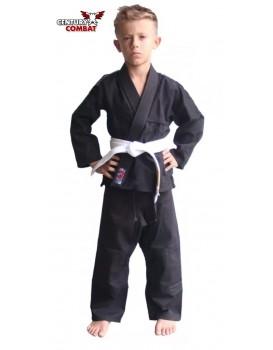 Kimono Naja Infantil Sarja Preto