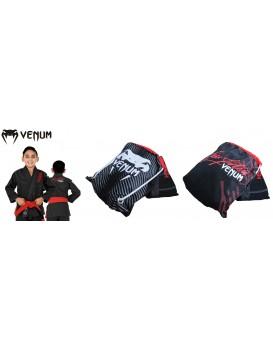 Kimono Venum Challenger Kids Preto