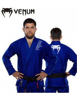 Kimono Venum New Contender Bjj Gi Azul