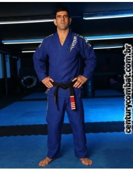 Kimono Venum Elite Brasil Azul
