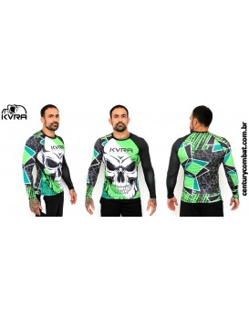 Rash Guard Lycra Kvra Danger Kvrão
