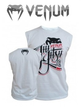 Regata Venum Bjj Black Belt White