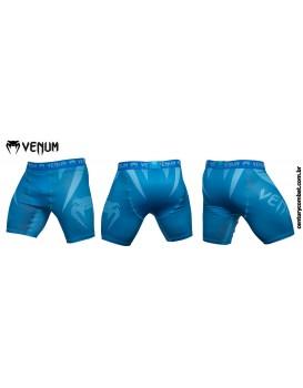 Short Compressão MMA Venum Jaws Azul