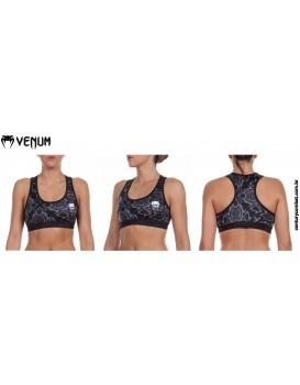 Top Venum Feminino Fusion Preto